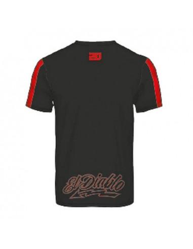 T-shirt Fabio Quartararo El Diablo...