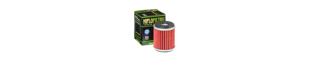 Filtre à air et filtre à huile moto